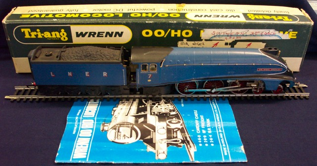Triang- Wrenn - OO Scale Locomotive