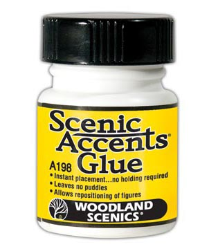 Woodland Scenics - Adhesives & Accessories