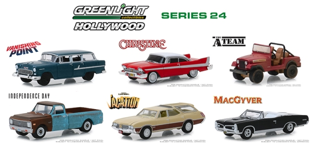 Greenlight - GL 44840-CASE