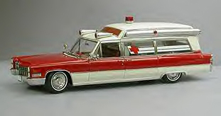 Ambulance (inc Funeral Cars)