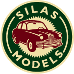 Silas Models - 1:43 Scale