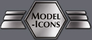 Model Icons - 1:18 Scale